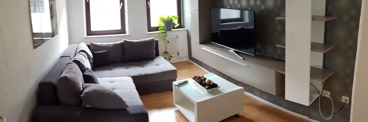 """Wohnzimmer Apartment """"Wohnträume"""""""