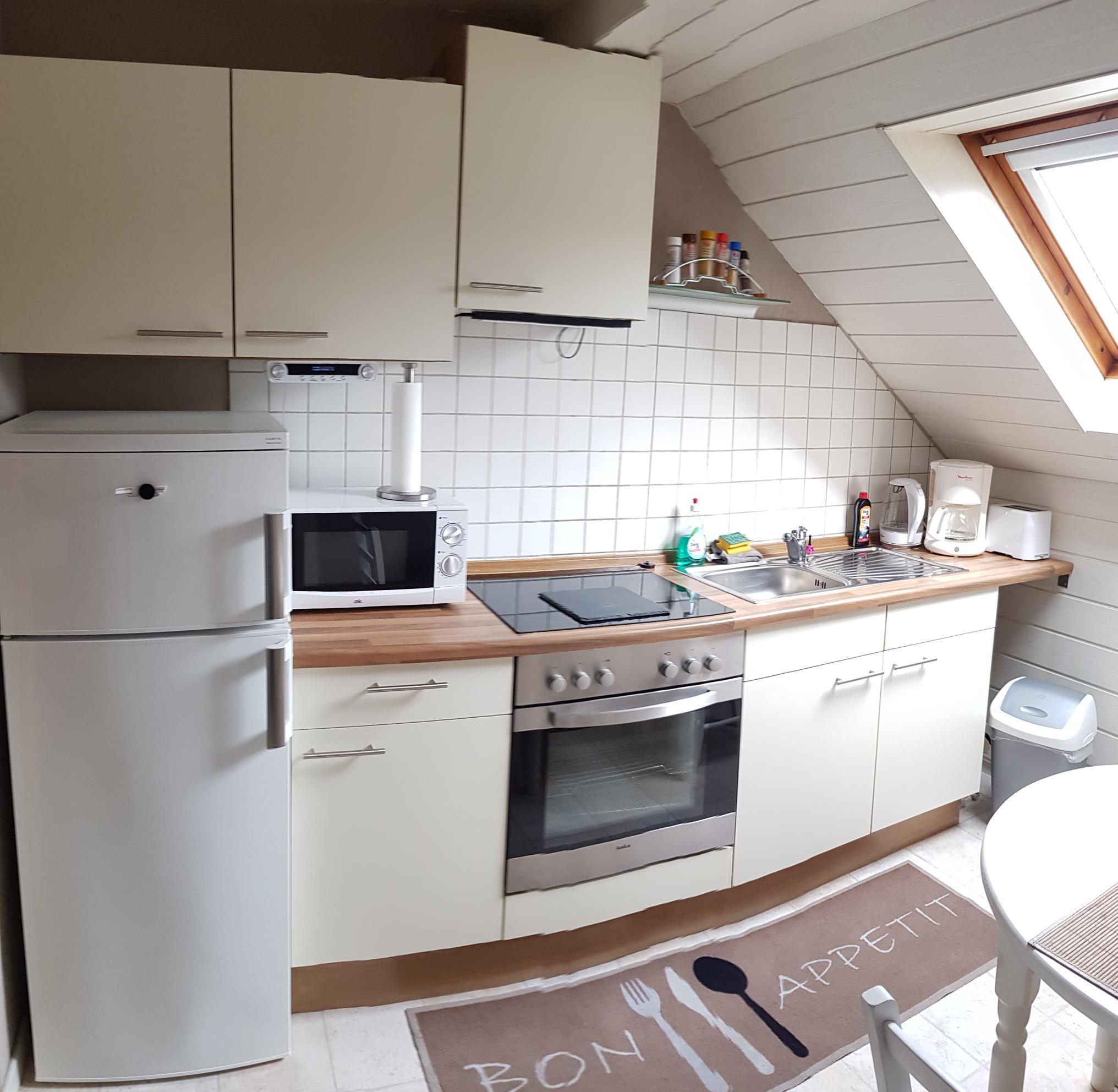 """Apartment """"Kleine Wohnträume"""""""